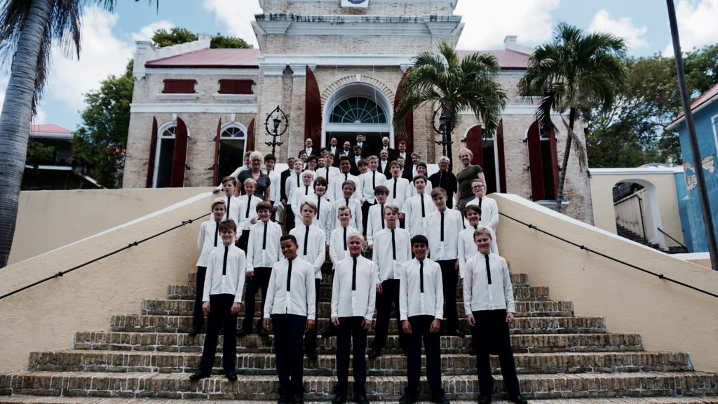 Copenhagen Royal Chapel Choir - US Virgin Island - Lord Sabaoth