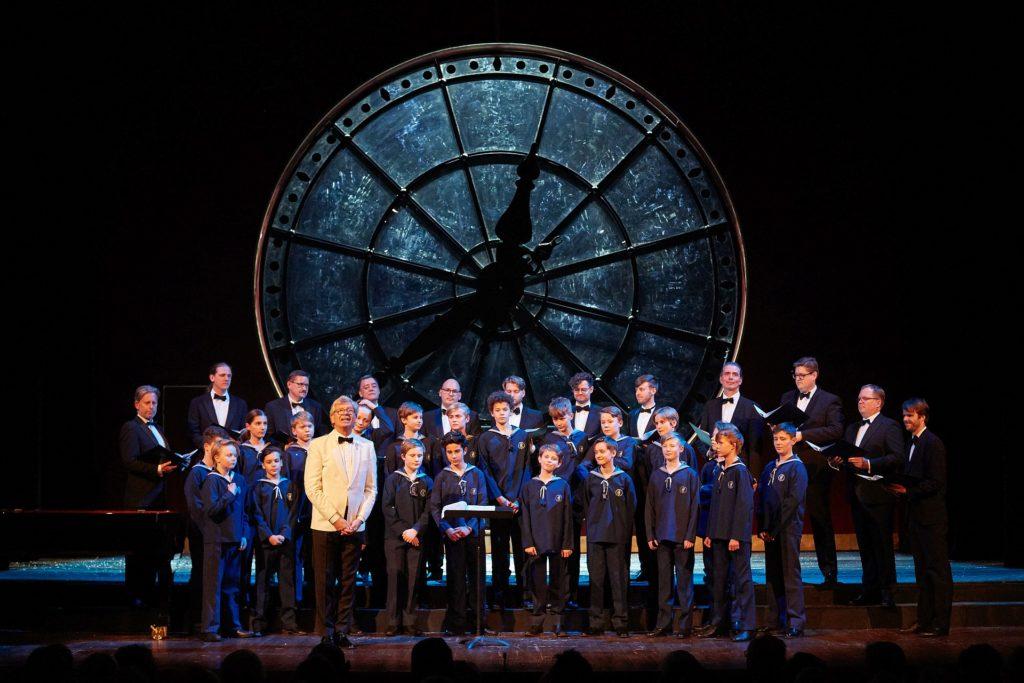 Copenhagen Royal Chapel Choir Opéra Comique, Paris - Foto: Pierre Grosbois