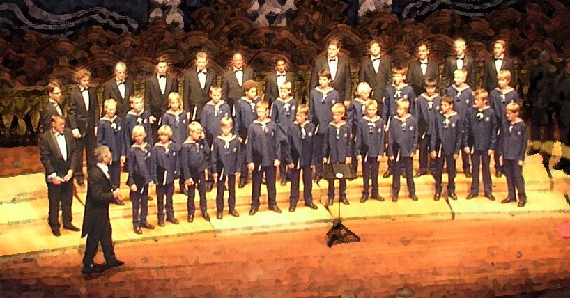 Copenhagen Royal Chapel Choir - concert