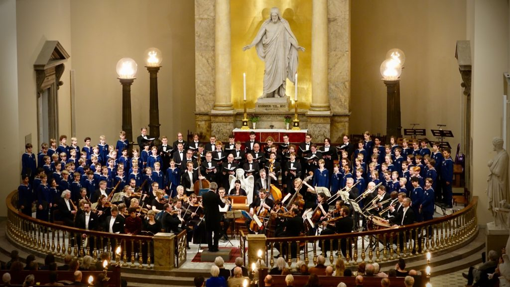 CRCC Mozart Requiem - photo: Per Rene Kristensen