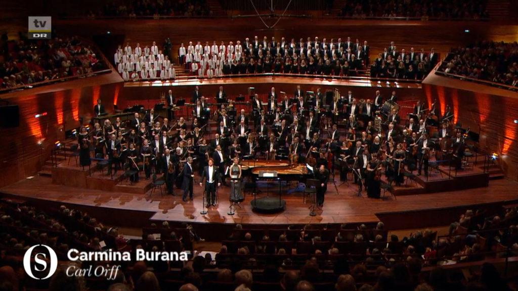 Carmina Burana på DR TV