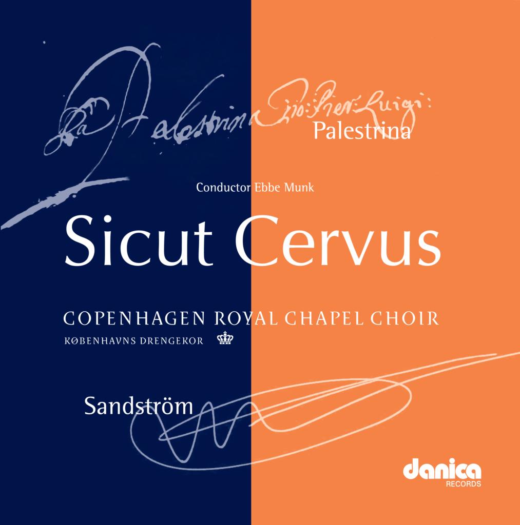 CD Sicut Cervus cover